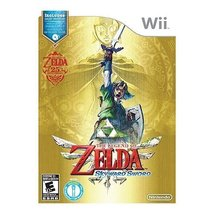 Zelda Skyward Sword with Wii Motion Plus. No Music Cd [video game] - $138.89