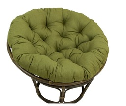 "Papasan Cushion 44"" Indoor / Outdoor Use Patio Sunroom Great Room Game Room Deck image 3"