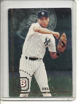 (b-32) 1994 Bowman Foil #376 Derek Jeter - $2.00