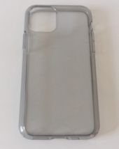 iPhone 11 Pro Case, Gray Clear - $11.00