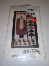 Uncle Santa #3 Pattern, Country Threads, (Q469) - $0.50
