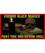 Black Voodoo Magick, PROTECTION SPELL, Voodoo, curse,hex spell, magic sp... - $29.97