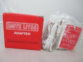 Department 56 Brite Lites Products Power Supply Model UD-0612B - New ope... - $18.99