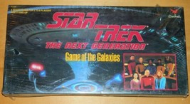 Star Trek: The Next Generation Game of the Galaxies Board Game 1993 NEW ... - $6.89