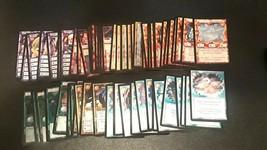 Ani mayhem Tenchi Muyo common/uncommon set 62 card lot - $19.28
