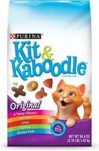 Puina Kit & Kaboodle Dry Cat Food - $19.79