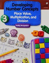 Developing Number Concepts, Book 3: Place Value, Multiplication, and Div... - $22.84