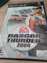 Sony PS2 NASCAR Thunder 2004 image 1