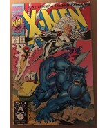 X-Men #1 1991 Marvel Comic Book NM/M 9.2 Condition BEAST & STORM COVER - $3.59