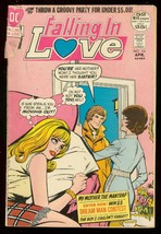 Falling In Love #131 1972-DC Romance COMICS-GIANT Issue FR/G - $14.90