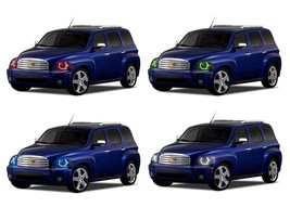 for Chevrolet HHR 06-11 RGB Multi Color LED Halo kit for Headlights - $103.26