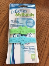 Dr. Brown's MyBands, Colors May Vary Ships N 24h - $11.86
