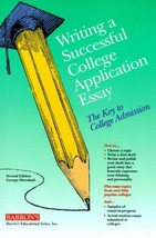 Writing a Successful College Application Essay: The Key to College Admis... - $7.92