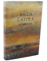 Willa Cather O PIONEERS!  Book of the Month Club Edition - $30.00