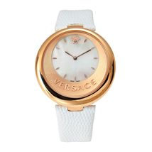 VERSACE VAQ020016 PERPETUELLE GOLD IP MOP LADIES WATCH - $2,577.84
