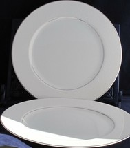 International Silver 364 Wakefield 2 Dinner Plates Fine China 10 in Repl... - $12.86
