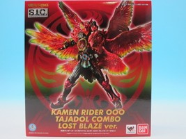 NEW S.I.C. Kamen Rider OOO Tajadol Combo Lost Blaze ver. Action Figure F/S - $296.99