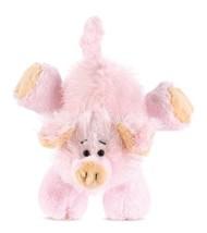 Pink Pig Piggy Webkinz HM002 Stuffed Beanbag Animal Plush No Code - $4.74