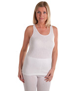 Extra Warm British Made Collections Womens Thermal Underwear Sleeveless ... - $20.93
