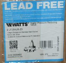 Watts LF25 AUB Z3 Water Pressure Reducing Two Inch 0009465 image 7