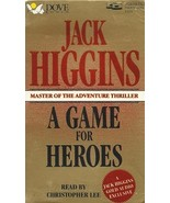 A Game For Heroes 2X Audio Cassette  - $12.80