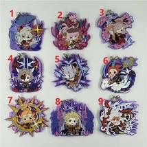 Japan Anime Granblue Fantasy GBF Character Rubber Strap Keychain Keyring... - $49.98