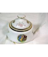 Carlsbad 3 Muses Covered Sugar Bowl - $11.96