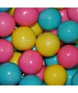 Dubble Bubble Cotton Candy 24mm Gumballs 1 Inch, 3 Pounds Approximately ... - $14.83