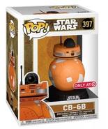 Star Wars Funko POP CB-6B droid #397 Galaxy's Edge Exclusive bobble head... - $13.98