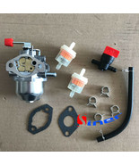 Carburetor Kit For Generac 0C1535ASRV OC1535ASRV 4000EXL 4000XL GN220 7.8HP Carb - $17.35