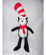 Kohls Cares for Kids Dr Seuss Cat in the Hat Plush Stuffed Animal - $13.37