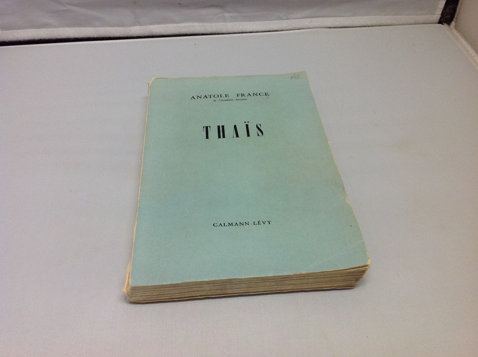 Used Thais by Anatole France