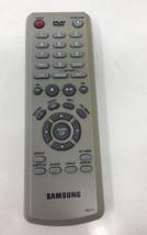Samsung 00011K Factory Original Dvd Player Remote DVDP241, DVDHD755, DVDP241/XAA - $9.49