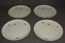 Fukagawa Arita 713 Star Cross China: Lot of 4 D... - $14.00