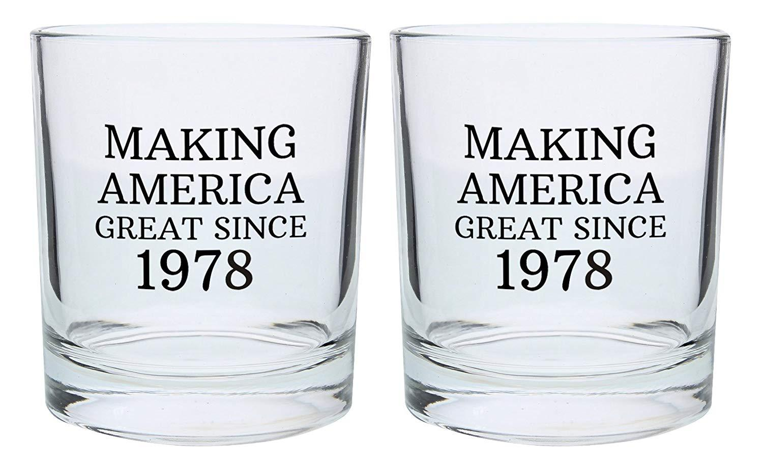 40th Birthday Gifts For Dad Mom Making America Great Since 1978 Republican Conse