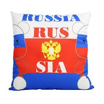 George Jimmy Decorative Cushion Cover Office/Sofa Pillows Flag Design Throw Pill - $37.01