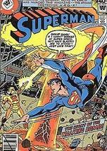 Superman (1939 series) #340 WHITMAN [Comic] [Jan 01, 1939] DC Comics - $10.78