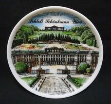 Austria Souvenir Dish SchloB Schonbrunn Wien Palace Porcelain Schlogl Vi... - $7.00
