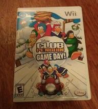 Club Penguin: Game Day (Nintendo Wii, 2010) - $3.96