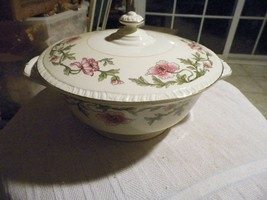 Homer laughlin covered round serving bowl 1 available - $25.69