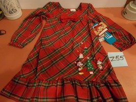 Disney Store toddler Christmas Nightgown - $24.99