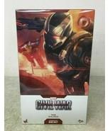 HOT TOYS Movie Masterpiece Civil War Captain America WAR MACHINE Mark 3 III - $704.88