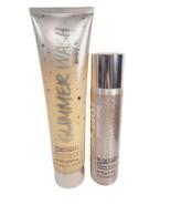 Victoria's Secret BOMBSHELL SEDUCTION Glitter Spray Glimmer Body Wash Se... - $27.71