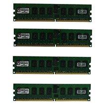 Kingston KVR667D2D8P5/2G PC-5300 DDR2 667 MHz DIMM 8 GB (4 x 2GB) 240 Pi... - $147.52