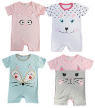 StylesILove Cute Animal Baby Toddler Girl Costume Jumpsuit - $11.99
