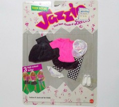 Teen Scene Jazzie Barbie Fashion 3774 Vintage Clothing 1989 - $19.79