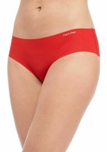 Calvin Klein Invisibles Thong Red Womens Panty Underwear