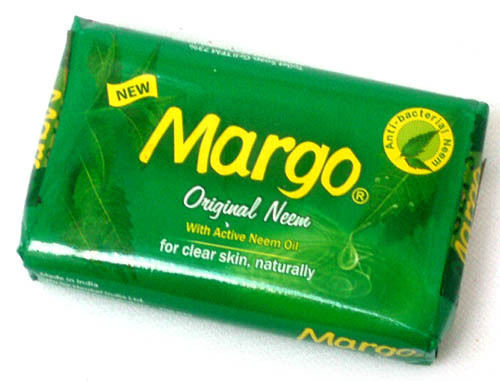 Margo Original Neem Soap  100 gm  Pure Neem Extracts & Vit E  Clear Skin
