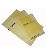 "Zerust Multipurpose VCI Poly Bag - Plain End Closure - 6"" x 8"" - Pack of 3 - $10.95"