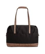Style & Co. Women's Extra-large Weekender Duffle Bag, Black $98.5 - $32.17